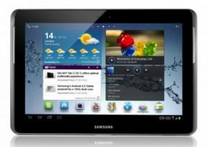 Samsung Galaxy Tab 2 rental