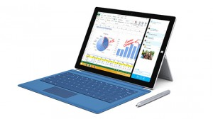 Rent a Surface 3 Tablet for your next business event!