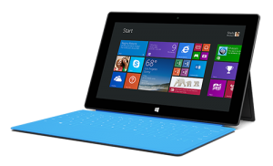 Microsoft Surface Tablets Being Used by NFL Coaches