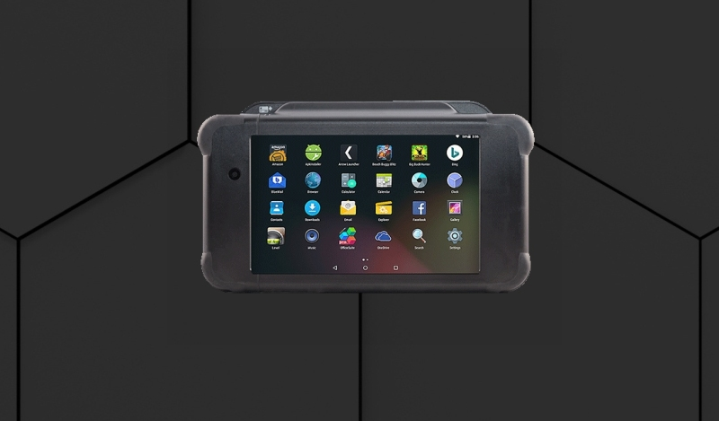 Buzztime Rugged tablet rentals